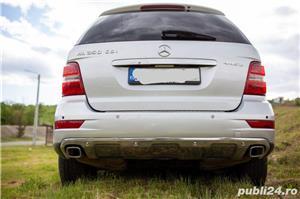 Mercedes-benz Clasa ML ml 350 - imagine 9