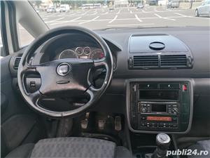 Ocazie!Seat Alhambra din 2004,motor 1.9TDI,Import Germania! - imagine 7