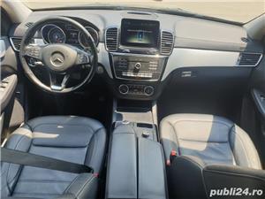 Mercedes-benz Clasa GLE GLE 350 Sau schib cu casa apartamente autoturisme  - imagine 6