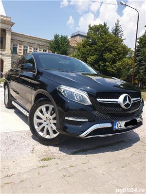 Mercedes-benz Clasa GLE GLE 350 Sau schib cu casa apartamente autoturisme  - imagine 1