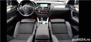 BMW X3 x-Drive, 2L, Diesel, Cutie Automata - imagine 5