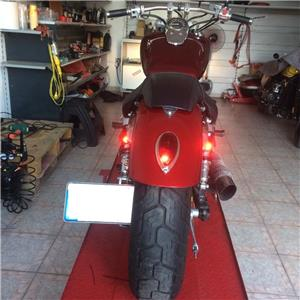 Honda Shadow Spirit - imagine 2