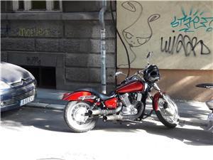 Honda Shadow Spirit - imagine 1
