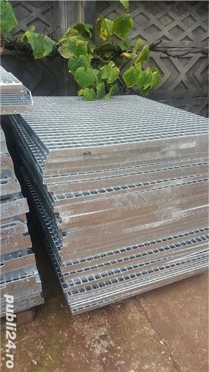 Gratare metalice zincate  - imagine 3