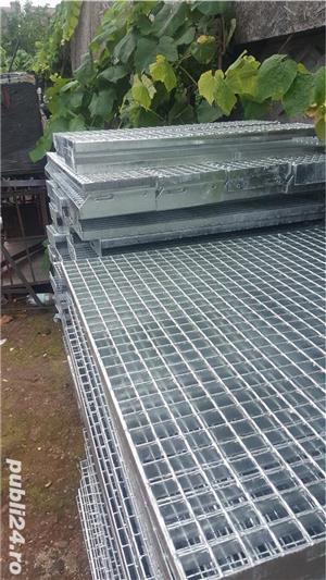 Gratare metalice zincate  - imagine 5