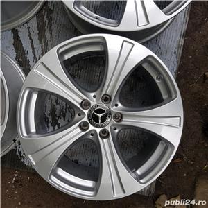 "Jante originale Mercedes GLC 18"" 5x112 - imagine 4"