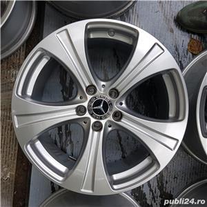 "Jante originale Mercedes GLC 18"" 5x112 - imagine 3"