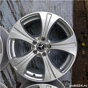 "Jante originale Mercedes GLC 18"" 5x112 - imagine 5"