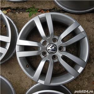 """Jante originale VW Tiguan 16"""" 5x112 - imagine 3"""