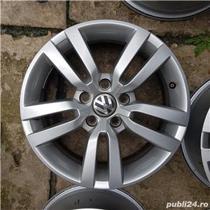 """Jante originale VW Tiguan 16"""" 5x112 - imagine 5"""