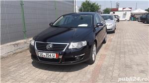 Vw Passat an, 2009,diesel,143 cp.full option auto ca si nou nout. - imagine 1