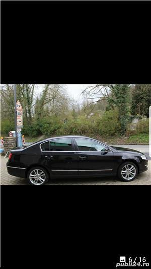Vw Passat an, 2009,diesel,143 cp.full option auto ca si nou nout. - imagine 8