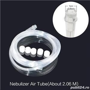 Masca Aerosol & Nebulizator copii si adulti set de 2 bucati - imagine 5