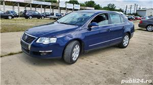 VW Passat 2.0 TDi 140 Cp 2006 - imagine 1