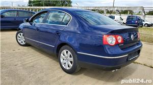 VW Passat 2.0 TDi 140 Cp 2006 - imagine 3
