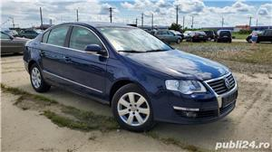 VW Passat 2.0 TDi 140 Cp 2006 - imagine 2