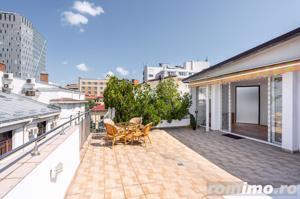 COMISION 0% - Dorobanti-Pta Romana - apartament triplex 290 mp, garaj, terasa - imagine 2