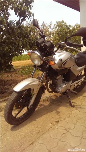 Yamaha YBR 125 - imagine 1