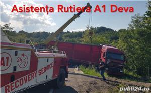 Tractari Camioane A1 Autostrada Deva  - imagine 1