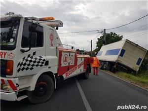 Tractari Camioane A1 Autostrada Deva  - imagine 3