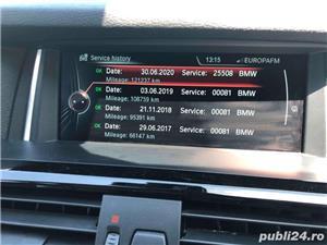 BMW X3 x-Drive, 2L, Diesel, Cutie Automata - imagine 8