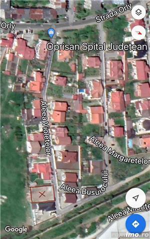 Teren zona de vile spital - imagine 2