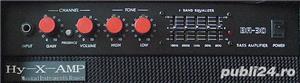 Set chitara electrica bass Santander BG1209-5 P/J & Hy-X-AMP BA-30  - imagine 3