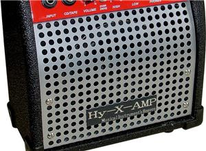 Amplificator chitara Hy-X-AMP Model Soundmaster 15  - imagine 3