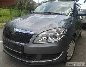 Skoda Fabia 1.2i eu5 2013 klima 93mkm - imagine 1