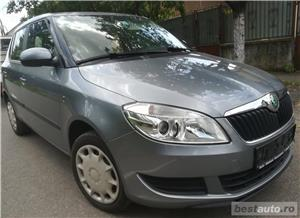 Skoda Fabia 1.2i eu5 2013 klima 93mkm - imagine 4