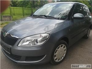Skoda Fabia 1.2i eu5 2013 klima 93mkm - imagine 7