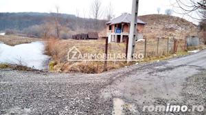 Casă 140 mp, 5800 mp teren, intravilan + Lac zona Vațman, Corunca - imagine 8
