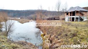 Casă 140 mp, 5800 mp teren, intravilan + Lac zona Vațman, Corunca - imagine 3