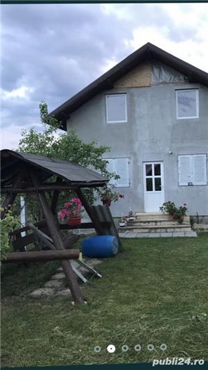 Teren + casa de vacanta de vanzare - imagine 3