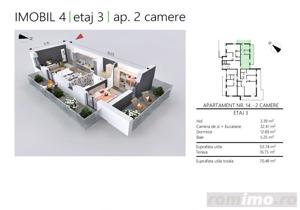 0% comision Apartament premium in complex finalizat - imagine 4