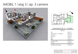 0% comision Apartamente de calitate in cartierul Borhanci - imagine 13