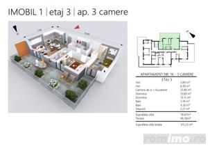0% comision Apartamente de calitate in cartierul Borhanci - imagine 14