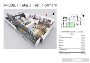 0% comision Apartamente de calitate in cartierul Borhanci - imagine 12