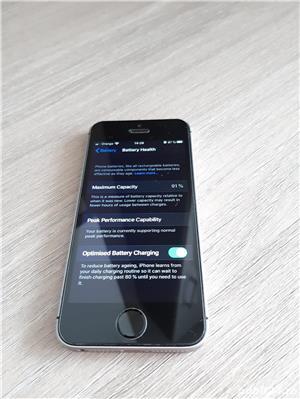 iPhone SE 32GB stare impecabila - imagine 4