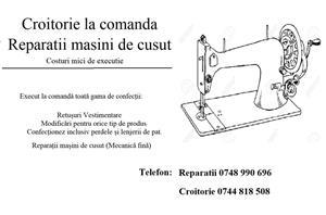 Croitorie Retus - imagine 1