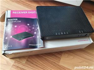 Receiver Digital Hd  Router Wi Fi - imagine 2