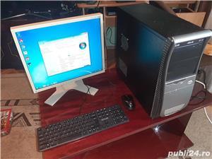 Vand PC Core2Duo E8400 3 GHz +monitor EIZO - imagine 1