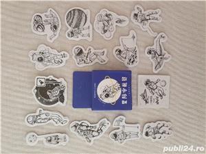 Stickers (45 de bucati/pachet) - imagine 2
