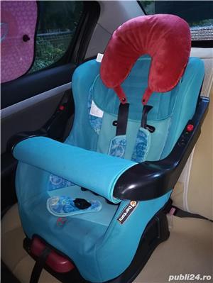 Scaun auto copii, bonus protecție gât nouă - imagine 1