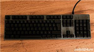 Tastatura de gaming mecanica Logitech G513 Carbon (switch-uri GX Red) - imagine 2