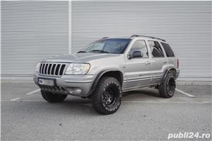 Jeep Grand Cherokee WJ - suspensii Ironman - inmatriculata - imagine 1