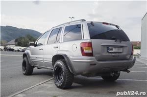 Jeep Grand Cherokee WJ - suspensii Ironman - inmatriculata - imagine 5