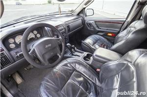 Jeep Grand Cherokee WJ - suspensii Ironman - inmatriculata - imagine 6