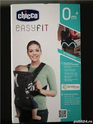 Marsupiu ergonomic Chicco Easy Fit - imagine 4