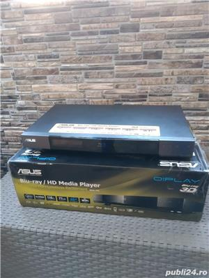 Blu-ray Multimedia Player Asus BDS700 3D smart+ Life cam. HD3000  Microsoft! - imagine 5